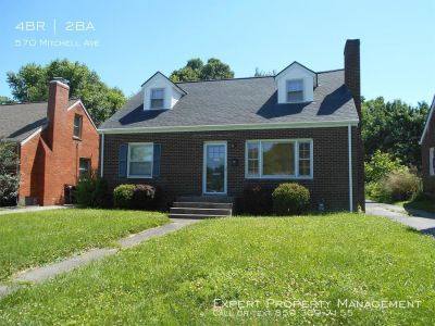 Single-family home Rental - 570 Mitchell Ave