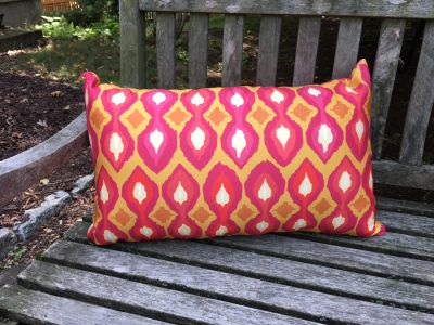 Decorative Pattern Throw Pillows