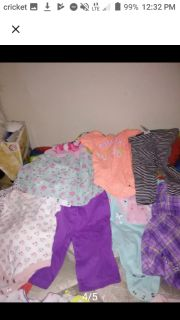 Baby girl clothing new 3-6months