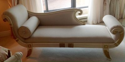 MAGNIFICENT Lounger - LOOKS LIKE A SCULPTURE! RARE FIND !!