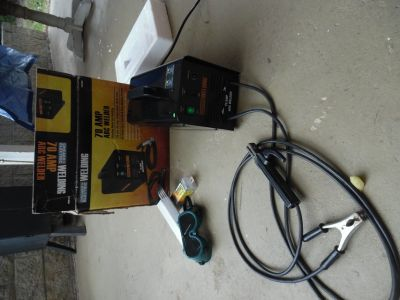 Chicago Electric 70 AMP Arc Welder