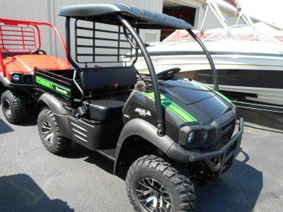 2018 Kawasaki Mule SX 4X4 XC SE Side x Side Utility Vehicles Belvidere, IL
