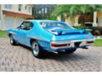 1971 Pontiac Le Mans 1971 Pontiac GTO Judge Tribute Ram Air hood