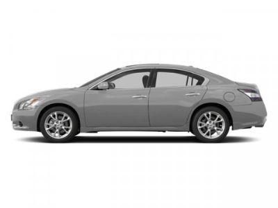 2014 Nissan Maxima 3.5 SV (Brilliant Silver Metallic)