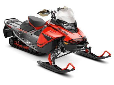 2019 Ski-Doo Renegade X 600R E-TEC Ice Cobra 1.6 w/Adj. Pkg. Trail Sport Snowmobiles Clinton Township, MI