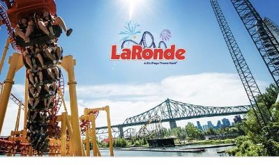 Montreal LA RONDE TICKETS DONT MISS OUT