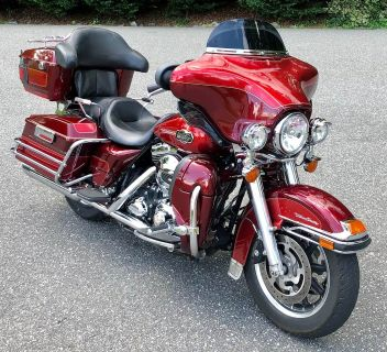 2008 Harley-Davidson Ultra Classic Electra Glide Touring Motorcycles Lowell, NC