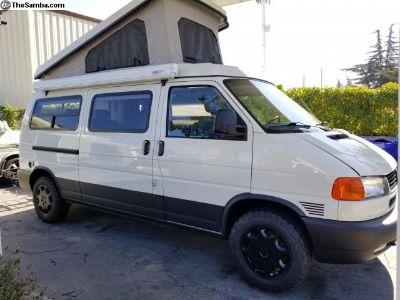2002 VW Eurovan Camper Special Baja Edition