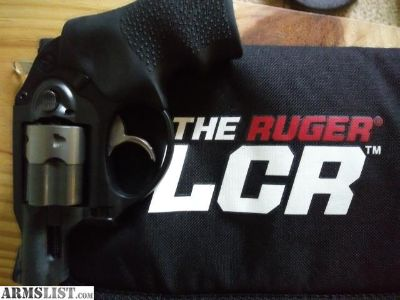 For Sale: Ruger LCR .357 Magnum