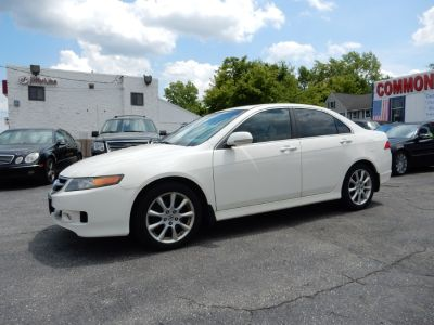 2008 Acura TSX Base (Carbon Gray Pearl)