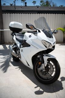 2014 Honda INTERCEPTOR VFR800