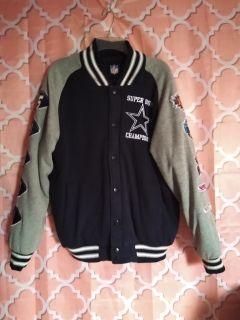 Dallas Cowboys NFL GII Jacket