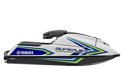 2019 Yamaha SuperJet PWC Single Afton, OK