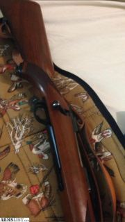 For Trade: Ruger m77 30-06 sprg wood stock