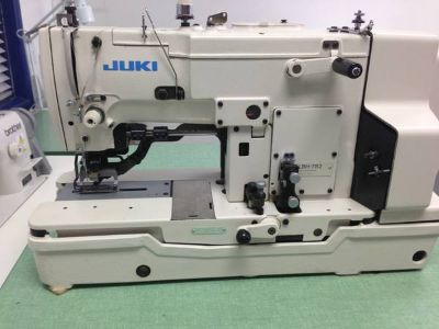 JUKI SEWING BUTTONHOLE-OJALADORA