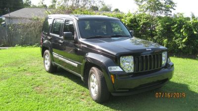 2011 Jeep Liberty Sport (BLK)