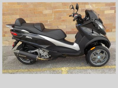 2016 Piaggio MP3 500 Business ABS 250 - 500cc Scooters San Antonio, TX