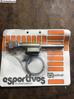 Convertible Brazilian Hood Lock