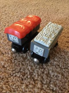 Thomas & Friends Wooden Trains Troublesome Trucks