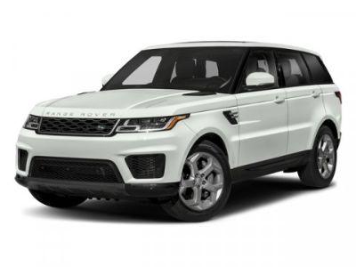 2018 Land Rover Range Rover Sport HSE (Yulong White Metallic)