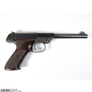 For Sale: High Standard Dura Matic M-100 22LR Semi Auto Pistol