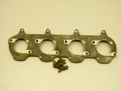 Purchase 77 HONDA CB750 CB750f Keihin Carburetor Carb mount bracket Setting Stay plate motorcycle in Terryville, Connecticut, US, for US $24.99