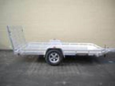 """2020 Aluma 7712H 77"""" x 12' H Rear ramp"""