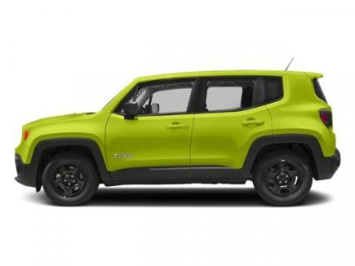 2018 Jeep Renegade Upland Edition (Hypergreen Clearcoat)