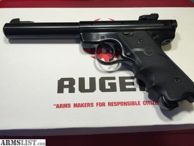 For Sale: Ruger MkIII