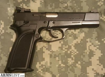 For Sale: Browning BDA 9mm HP-DA