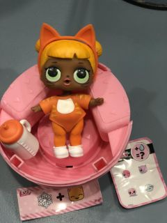 MGA Lol Surprise Doll Baby Cat XPOSTED PPU