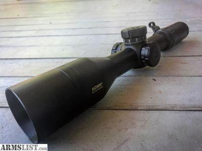 For Sale: Bushnell HDMR II 3.5-21x50 FFP H.59