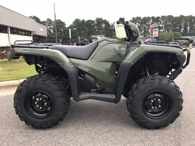 2018 Honda FourTrax Foreman Rubicon 4x4 EPS Utility ATVs Greenville, NC