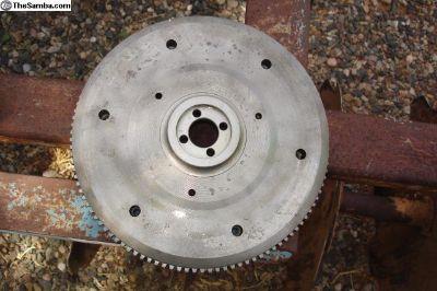 Special 6-Volt Flywheel O-Ring Type