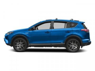 2018 Toyota RAV4 Hybrid SE AWD (Electric Storm Blue)