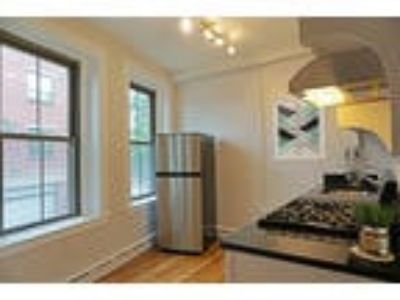 This great Two BR, One BA sunny apartment is located in the area on Willow St.