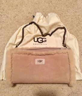 Authentic UGG clutch bag
