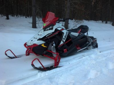 2015 Polaris 600 Switchback Pro-S - 60th Anniversary F&O SC Trail Sport Snowmobiles Elkhorn, WI