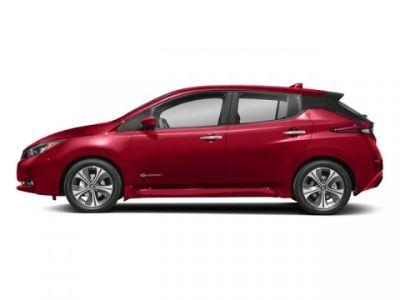2018 Nissan LEAF SV (Scarlet Ember)