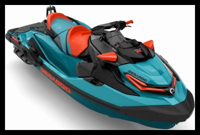 2019 Sea-Doo WAKE Pro 230 iBR + Sound System PWC 3 Seater Honeyville, UT