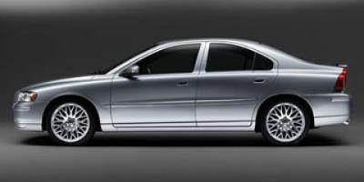 2007 Volvo S60 2.5T (Black Sapphire)