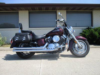 2007 Yamaha V Star 1100 Silverado Cruiser Motorcycles Winterset, IA