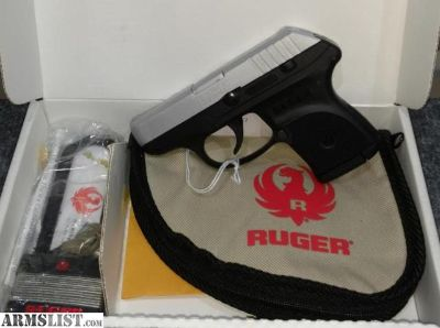 For Sale: RUGER LCP-CH .380 PISTOL