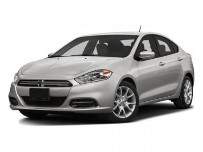 2016 Dodge Dart SE (Bright White Clearcoat)