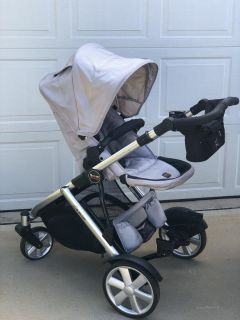 B-Ready Stroller with Car Seat Attachment