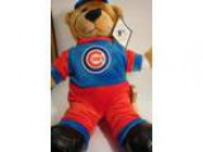 Baseball Cub Fans Wrigley Cubs bear Limited edition