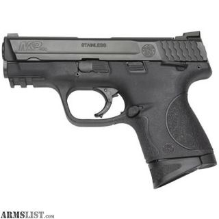 For Sale: SMITH AND WESSON M&P40C 40 S&W THUMB SAFETY
