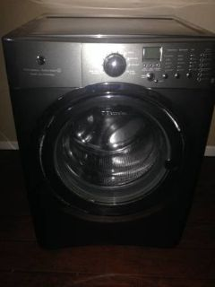 Like new Frigidaire front loader Washer w/Steam @ great deal!