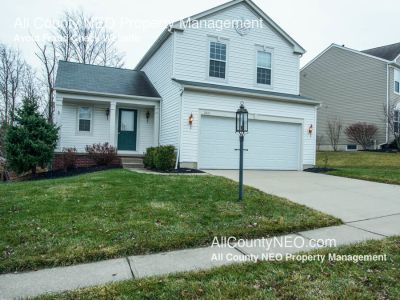 Beautiful home in Stow