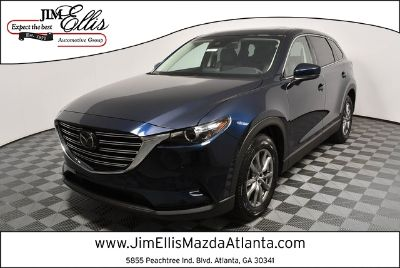 2019 Mazda CX-9 Touring (Crystal Blue)